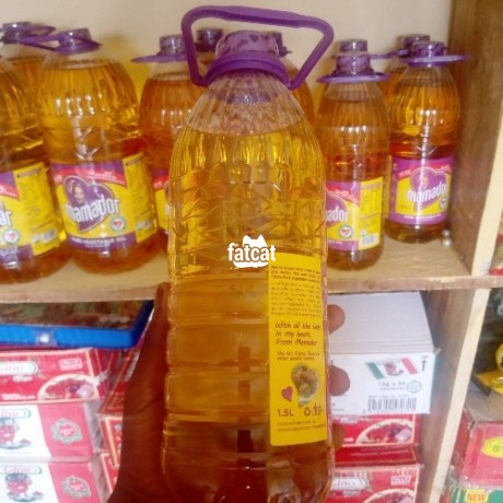 Classified Ads In Nigeria, Best Post Free Ads - mamador-pure-vegetable-oil-big-1