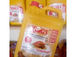 Kings Pure Vegetable Oil