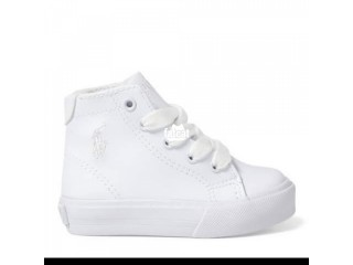 White Ankle Sneakers