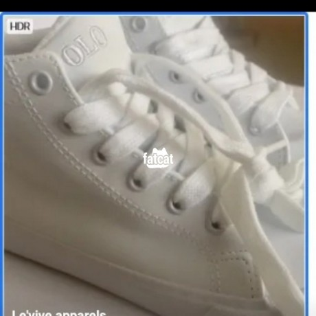 Classified Ads In Nigeria, Best Post Free Ads - white-ankle-sneakers-big-2