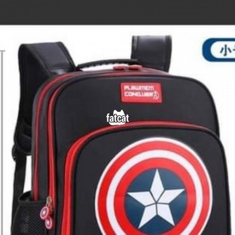 Classified Ads In Nigeria, Best Post Free Ads - navy-blue-captain-america-bag-big-1
