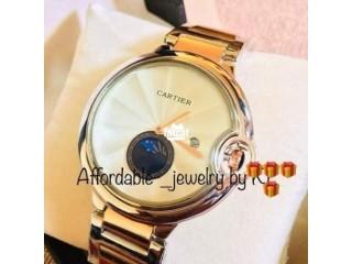 Cartier Masculine Watch