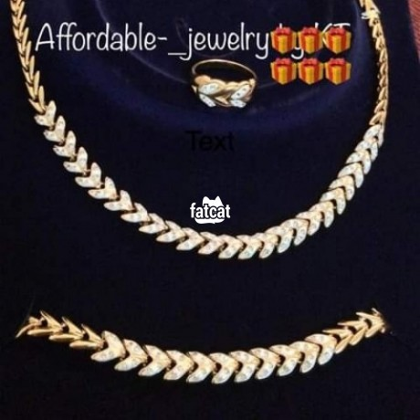 Classified Ads In Nigeria, Best Post Free Ads - 3-piece-necklace-set-big-0