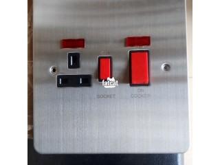 Original Cooker Unit Socket