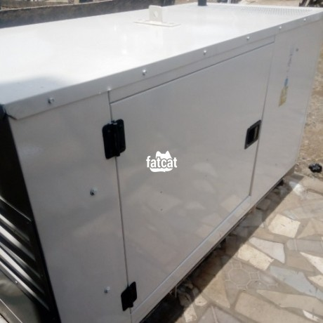 Classified Ads In Nigeria, Best Post Free Ads - 20kva-diesel-generator-with-a-lister-petter-engine-big-0
