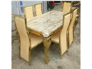 Dining Table & 6 Chair Sets