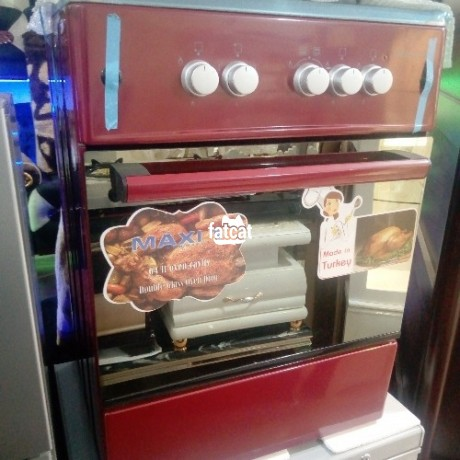 Classified Ads In Nigeria, Best Post Free Ads - 4-burner-gas-cooker-with-oven-and-grill-big-1