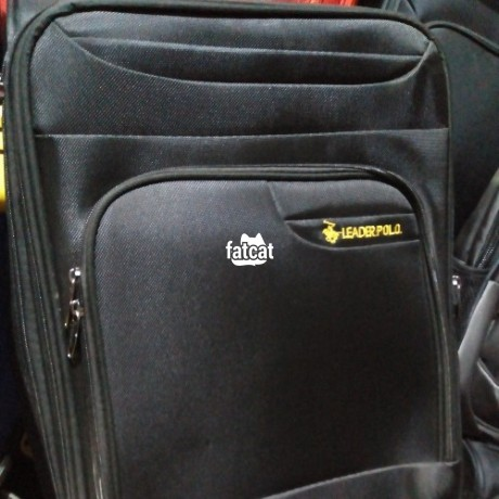 Classified Ads In Nigeria, Best Post Free Ads - black-leader-polo-travel-bag-big-0