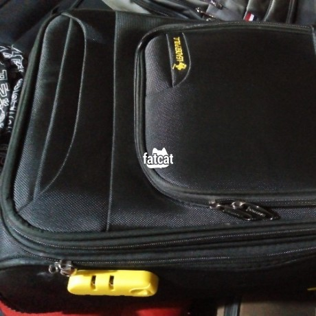 Classified Ads In Nigeria, Best Post Free Ads - black-leader-polo-travel-bag-big-1