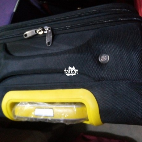Classified Ads In Nigeria, Best Post Free Ads - black-leader-polo-travel-bag-big-2