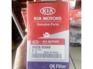 Oil Filter for Kia Motors