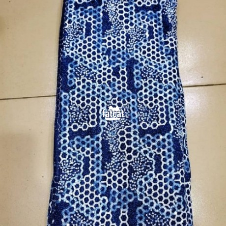 Classified Ads In Nigeria, Best Post Free Ads - quality-5-yards-net-sequence-laces-big-1