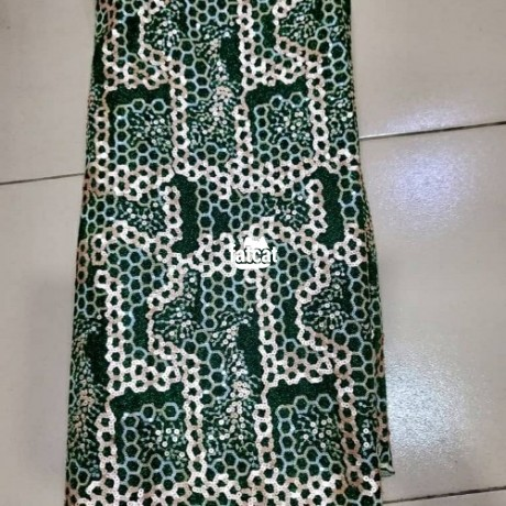 Classified Ads In Nigeria, Best Post Free Ads - quality-5-yards-net-sequence-laces-big-2