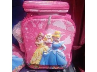 Three in One Trolley Bag