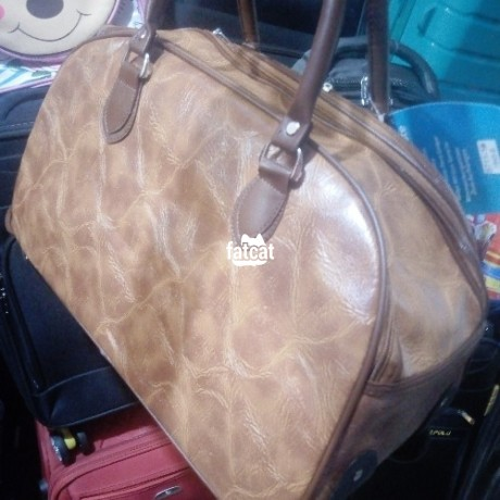 Classified Ads In Nigeria, Best Post Free Ads - leather-trolley-bag-big-1