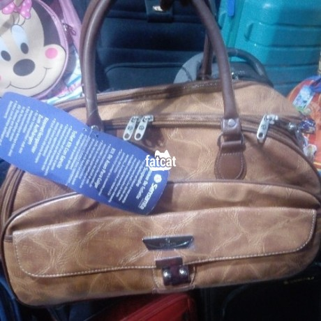 Classified Ads In Nigeria, Best Post Free Ads - leather-trolley-bag-big-0