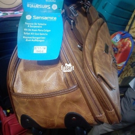 Classified Ads In Nigeria, Best Post Free Ads - leather-trolley-bag-big-2