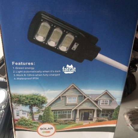 Classified Ads In Nigeria, Best Post Free Ads - quality-vell-max-solar-street-lights-big-0