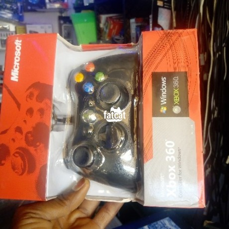 Classified Ads In Nigeria, Best Post Free Ads - xbox-360-game-controllers-big-2