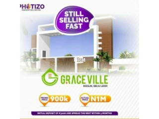 Plot of Land in , Ajah, Lagos for Sale