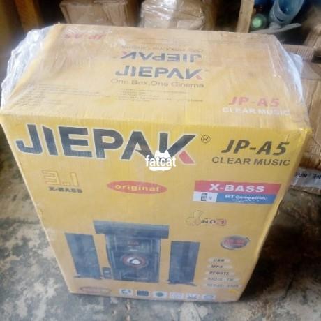 Classified Ads In Nigeria, Best Post Free Ads - jiepak-sound-system-big-1