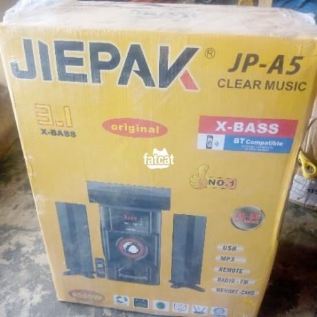 Classified Ads In Nigeria, Best Post Free Ads - jiepak-sound-system-big-0