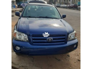 Used Toyota Highlander 2005 in Zaria, Kaduna for Sale