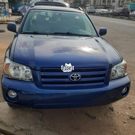 Classified Ads In Nigeria, Best Post Free Ads - used-toyota-highlander-2005-in-zaria-kaduna-for-sale-big-0