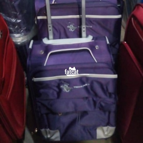 Classified Ads In Nigeria, Best Post Free Ads - 5-sets-of-trolley-bags-big-1