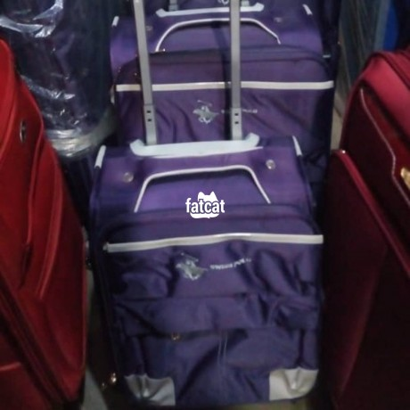 Classified Ads In Nigeria, Best Post Free Ads - 5-sets-of-trolley-bags-big-2