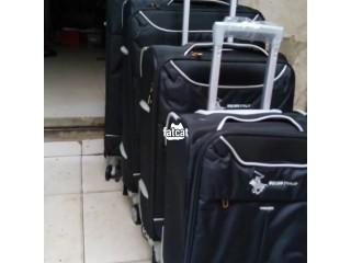Swiss Polo 5 Set Of Trolley Luggage Bag