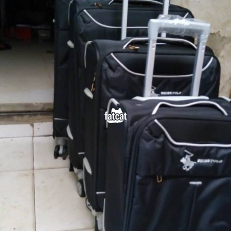Classified Ads In Nigeria, Best Post Free Ads - swiss-polo-5-set-of-trolley-luggage-bag-big-0
