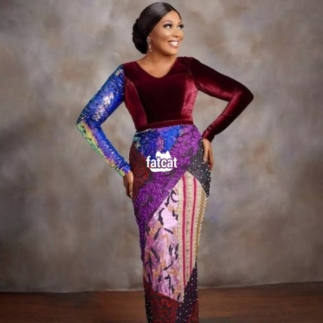 Classified Ads In Nigeria, Best Post Free Ads - unique-gown-dresses-big-1