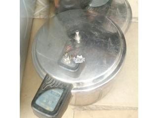 Pressure Pot