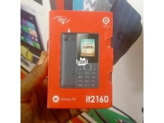New Itel 2160