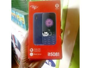 New Itel IT5081