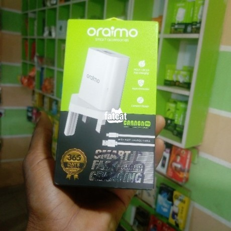 Classified Ads In Nigeria, Best Post Free Ads - original-oraimo-charger-big-2