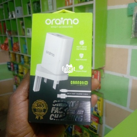 Classified Ads In Nigeria, Best Post Free Ads - original-oraimo-charger-big-0