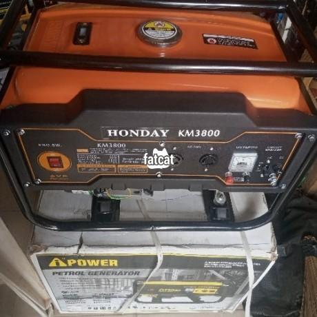 Classified Ads In Nigeria, Best Post Free Ads - honday-km-3800-generator-big-0