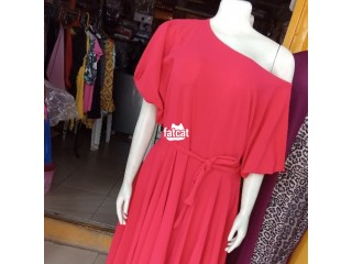 Gown for Ladies
