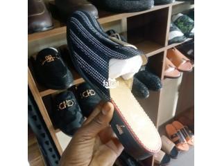Men's Half Shoe