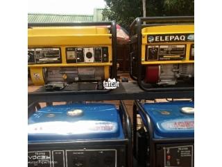 Fairly used generators