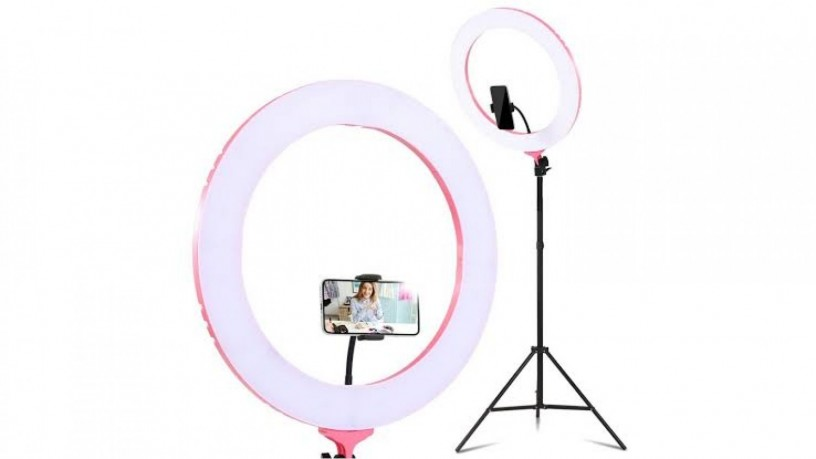 Classified Ads In Nigeria, Best Post Free Ads - rechargeable-ring-light-in-amuwo-odofin-lagos-for-sale-big-1