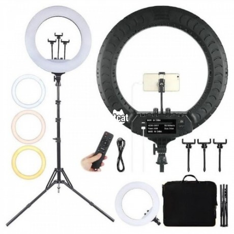 Classified Ads In Nigeria, Best Post Free Ads - rechargeable-ring-light-in-amuwo-odofin-lagos-for-sale-big-0