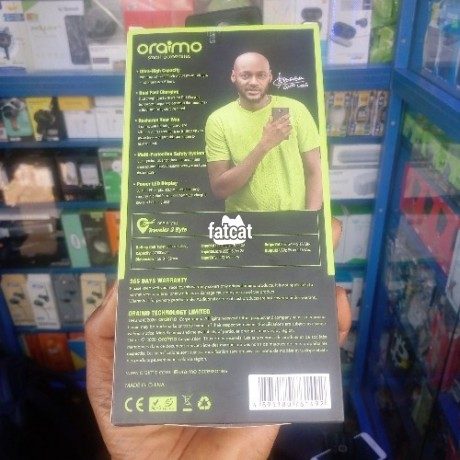 Classified Ads In Nigeria, Best Post Free Ads - oraimo-power-bank-big-1