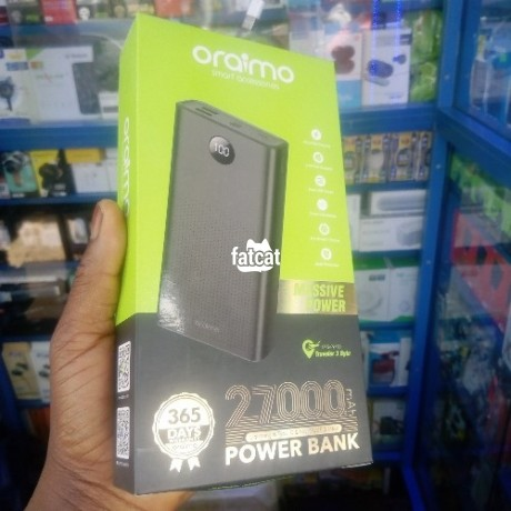 Classified Ads In Nigeria, Best Post Free Ads - oraimo-power-bank-big-2