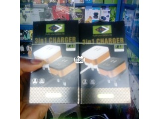 3 in 1 Fast Charger