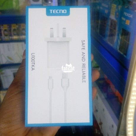 Classified Ads In Nigeria, Best Post Free Ads - tecno-safe-and-reliable-charger-big-0