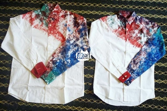 Classified Ads In Nigeria, Best Post Free Ads - adire-couple-shirt-big-0