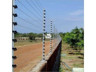 Call us for your Electric Perimeter Fencing